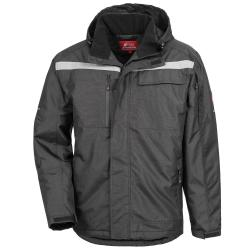 7030 NITRAS MOTION TEX PLUS, Langjacke, schwarz
